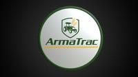 armatrac logo 3D Model