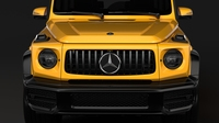 Mercedes AMG G 65 W464 2019 3D Model