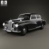 13 40 38 880 mercedes benz 300 limousine  w186  1951 600 0001 4