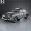 13 40 39 57 mercedes benz 300 limousine  w186  1951 600 0003 4