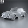 13 40 39 962 mercedes benz 300 limousine  w186  1951 600 0011 4