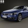 13 44 40 407 bmw 3 series  mk6   f30  sedan sportline 2015 600 0006 4