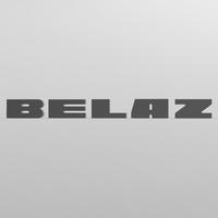 belaz_logo 3D Model