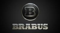 brabus logo 3D Model