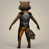 10 55 16 376 rocket raccoon fantasy character 03 4
