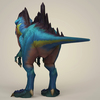12 10 58 838 game ready fantasy dinosaur 04 4