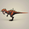12 15 27 276 game ready fantasy dinosaur 03 4