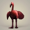 12 31 48 356 fantasy flamingo bird 04 4
