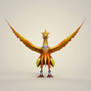 12 37 41 477 game ready fantasy phoenix bird 05 4