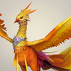 12 37 41 640 game ready fantasy phoenix bird 02 4