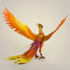 12 37 42 481 game ready fantasy phoenix bird 08 4