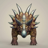 12 40 37 853 game ready fantasy triceratops 02 4
