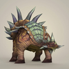 12 40 37 945 game ready fantasy triceratops 04 4