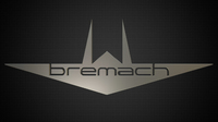 bremach logo 3D Model