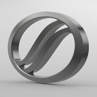 btz logo 3D Model