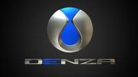 denza logo 3D Model
