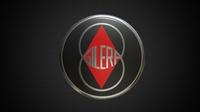 gilera logo 3D Model