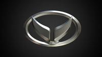 huansu logo 3D Model