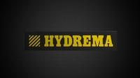 hydrema logo 3D Model