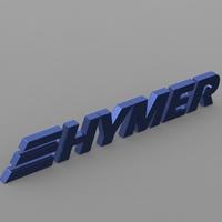 hymer logo 3D Model