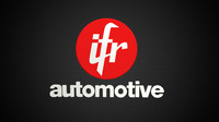 ifr automotive logo 3D Model