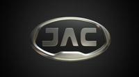 jac logo 2 3D Model