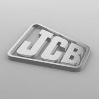 jcb logo 3D Model