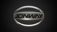 jonway logo 3D Model
