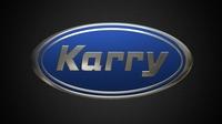 karry logo 3D Model