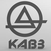 kavz logo 3D Model