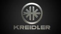 kreidler logo 3D Model