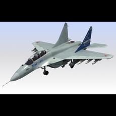 MIG 35 3D Model