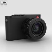 Leica Q 3D Model