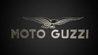 moto guzzi logo 3D Model