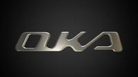 oka logo 3D Model