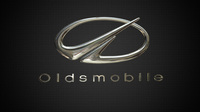 oldsmobile logo 3D Model