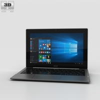 Acer Aspire Switch 11 V 3D Model