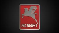 romet logo 3D Model