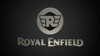 royal enfield logo 3D Model