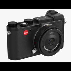 Leica CL 3D Model
