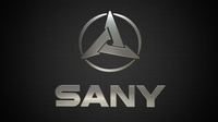sany logo 3D Model