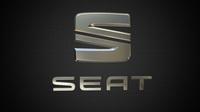 seat logo 3D Model