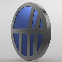 tonar logo 3D Model