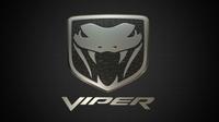 dodge viper 4 3D Model