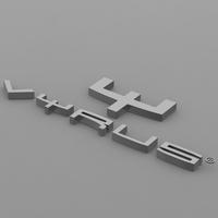 vyrus logo 3D Model