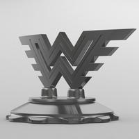 wanderer_logo 3D Model