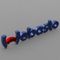 webasto_logo 3D Model