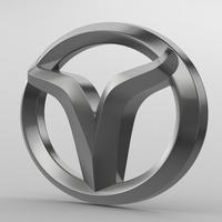 weichai_logo 3D Model