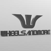 wheelsandmore_logo 3D Model