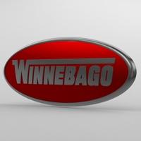 winnebago logo 2 3D Model